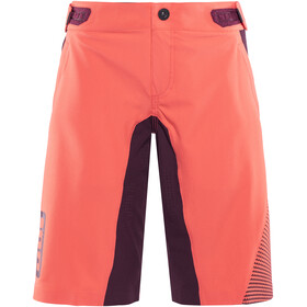 ION Traze Amp Bikeshorts Women hot coral